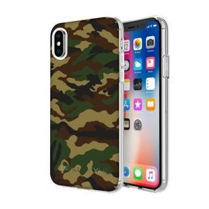 Kendall + Kylie iPhone X Camo Case